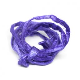 SILK.UNPROC.VIOLET Ag925 kinitro κίνητρο εξαρτήματα κοσμημάτων ασημένια υλικά για κοσμήματα χονδρική λιανική μεταξωτά κορδόνια μεταξωτό κορδόνι ανεπεξέργαστο