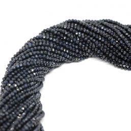 SP.SER.BLUESAPPHIRE kinitro κίνητρο εξαρτήματα κοσμημάτων ασημένια υλικά για κοσμήματα χονδρική λιανική ημιπολύτιμες ημιπολύτιμη ζαφειρι ζαφείρια ζαφειρια μπλε ζαφείρι