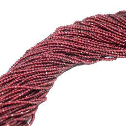 SP.SER.GARNET kinitro κίνητρο εξαρτήματα κοσμημάτων ασημένια υλικά για κοσμήματα χονδρική λιανική ημιπολύτιμες ημιπολύτιμη