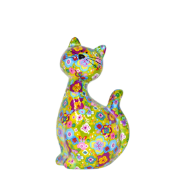 148-00029I Κεραμικός κουμπαράς κεραμικος κουμπαρας pomme pidou money box γάτα γατα