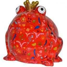 148-00110A-k Κεραμικός διακοσμητικός διακοσμητικος κουμπαράς βάτραχος βατραχος κεραμικος κουμπαρας pomme pidou
