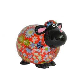 148-00399 Κεραμικός κουμπαράς κεραμικος κουμπαρας pomme pidou money box πρόβατο προβατο