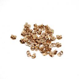 0171-S.P Ag925 kinitro κίνητρο εξαρτήματα κοσμημάτων ασημένια εξαρτήματα κοσμημάτων χονδρική λιανική κούμπωμα πεταλούδα για καρφάκι σκουλαρίκι